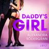 Alexandra Södergran - Daddy's Girl - eroottinen novelli